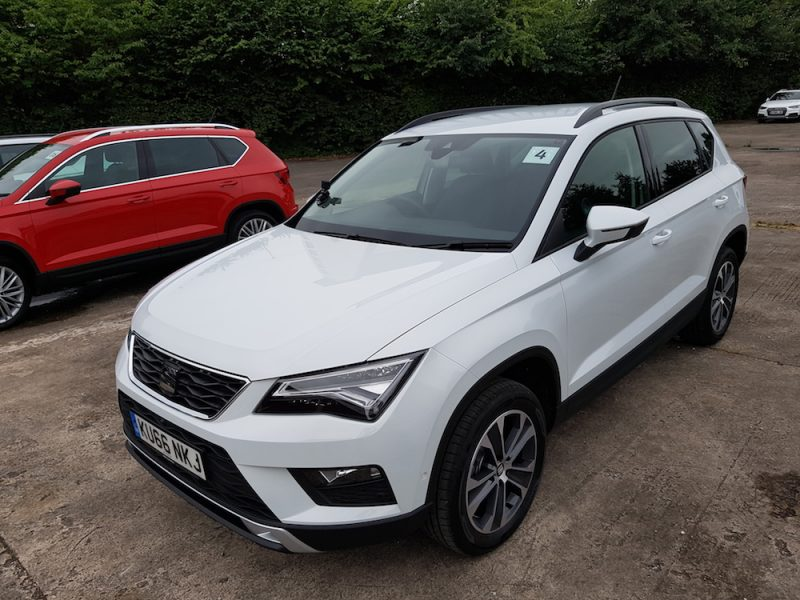 seat ateca first drive part 2: 1.4 tsi se - car obsession