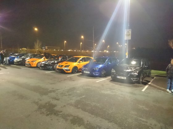 More Fast Fords