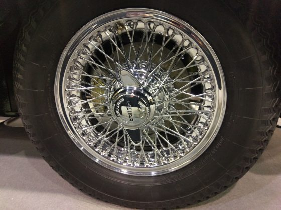 E-Type Wheels