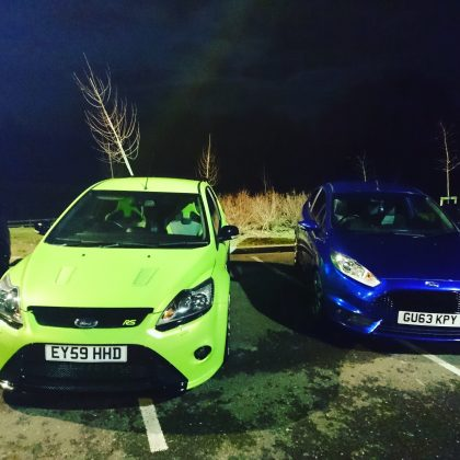 Fast Fords