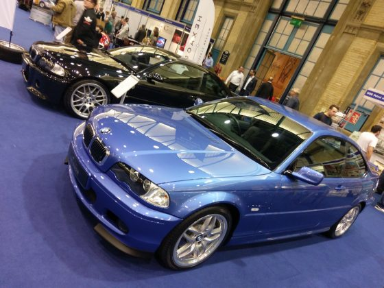 M3 and 330ci Clubsport