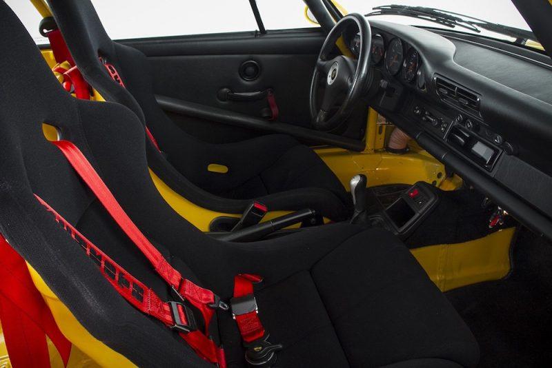 Porsche 993 Clubsport
