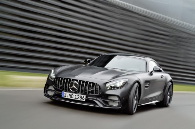Mercedes AMG GTC Edition