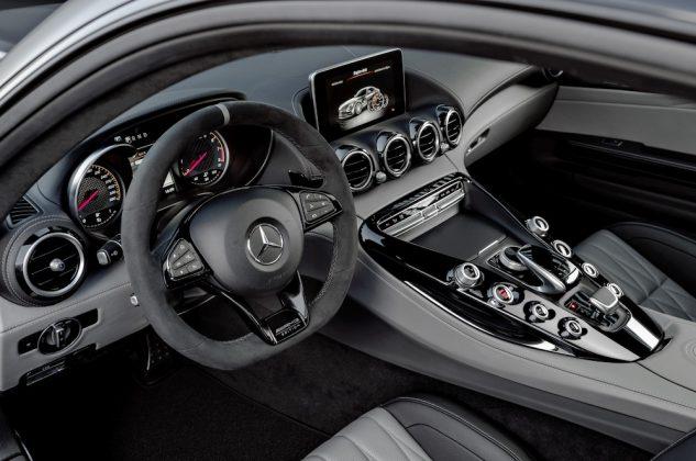 Mercedes AMG GTC Edition