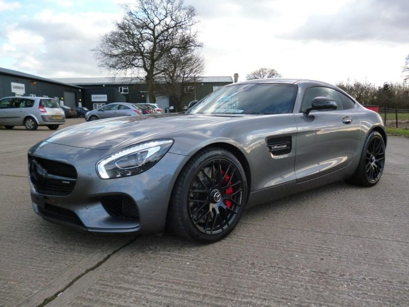 Weekend Window Shopping Mercedes Amg Gts Car Obsession