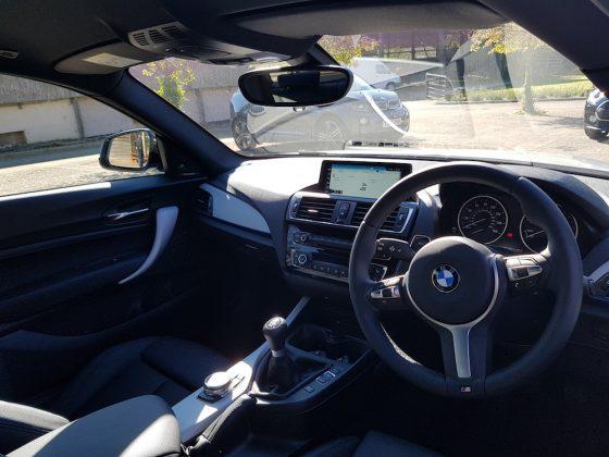 BMW M240i Interior