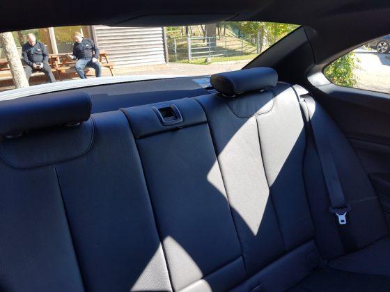 BMW M240i Rear