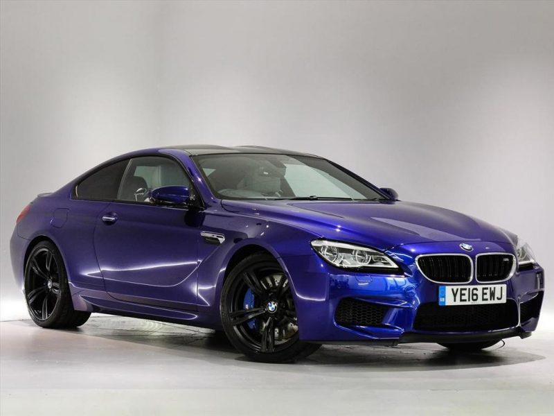 Weekend Window Shopping Bmw M6 Coup 233 Competition Package