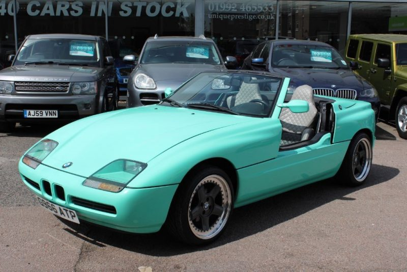 weekend window shopping bmw z1 car obsession. Black Bedroom Furniture Sets. Home Design Ideas