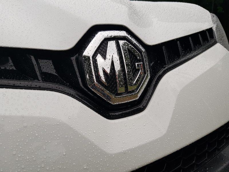 MG GS