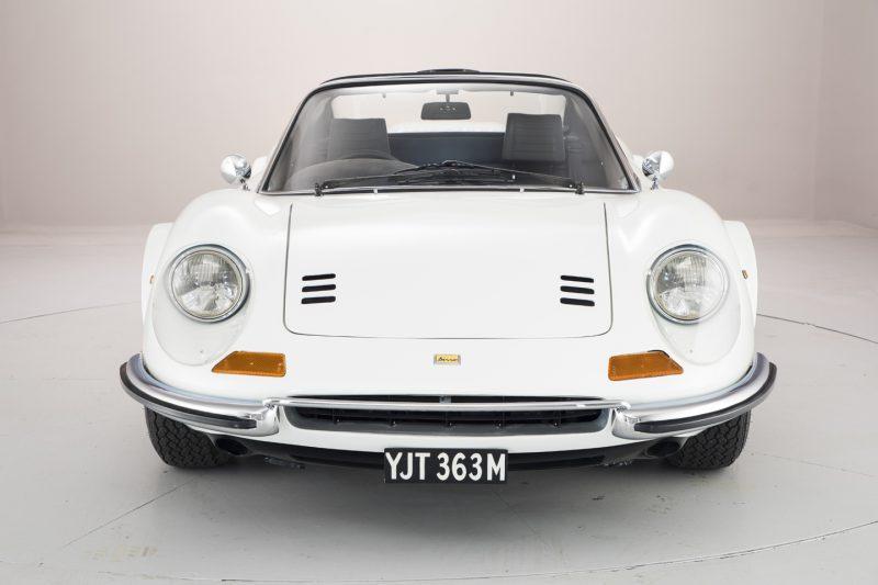 Ferrari Dino 246 GTS Flares