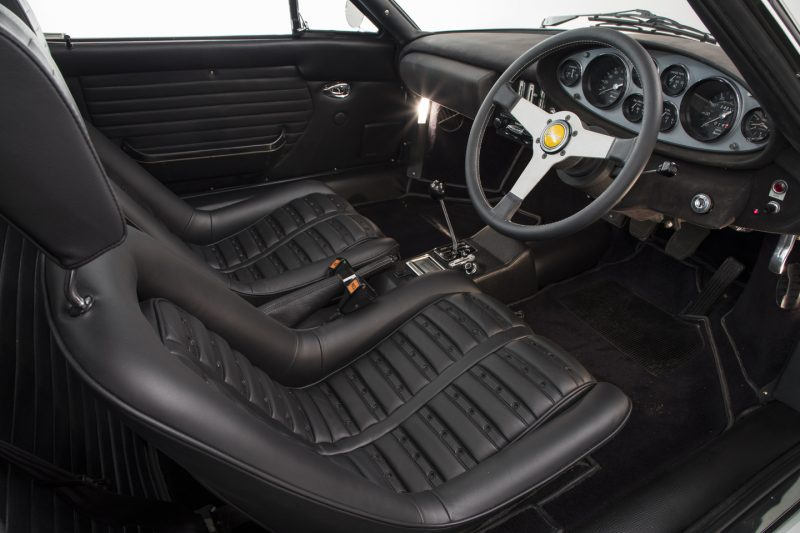 Ferrari 246 GTS Dino Flares