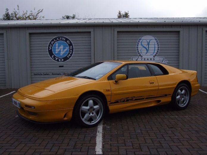 Lotus Esprit GT£