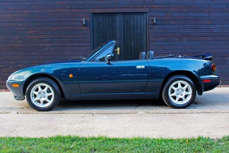 Mazda Eunos Special 1