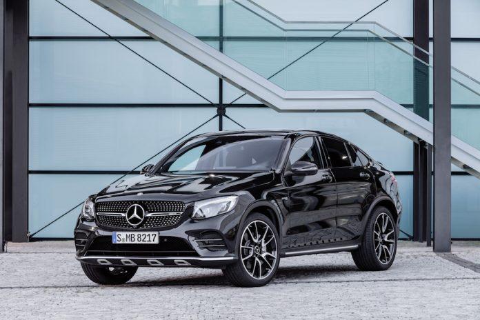 Mercedes GLC43