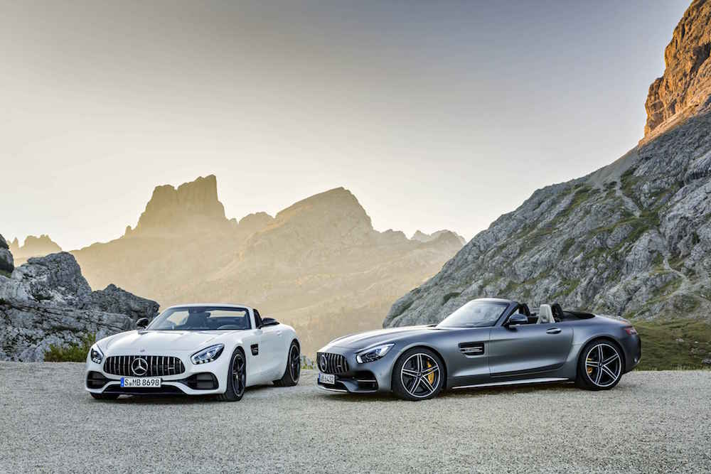AMG GT and GTC