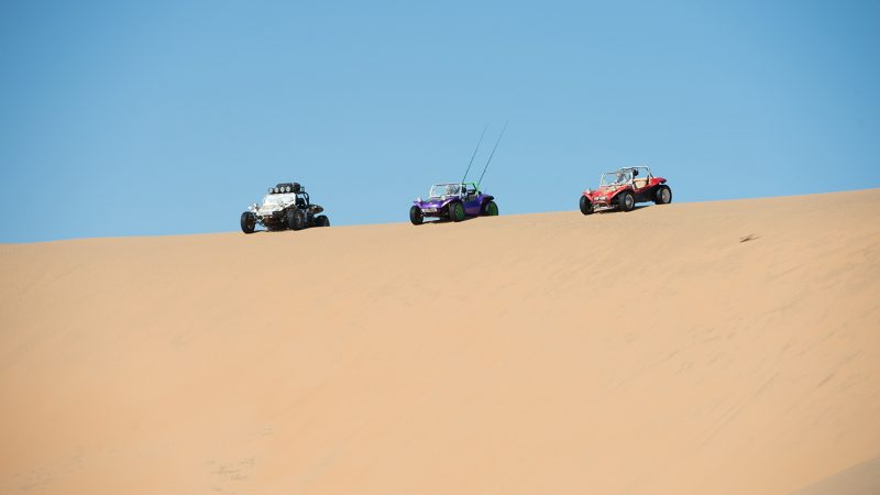 The Grand Tour Namibia