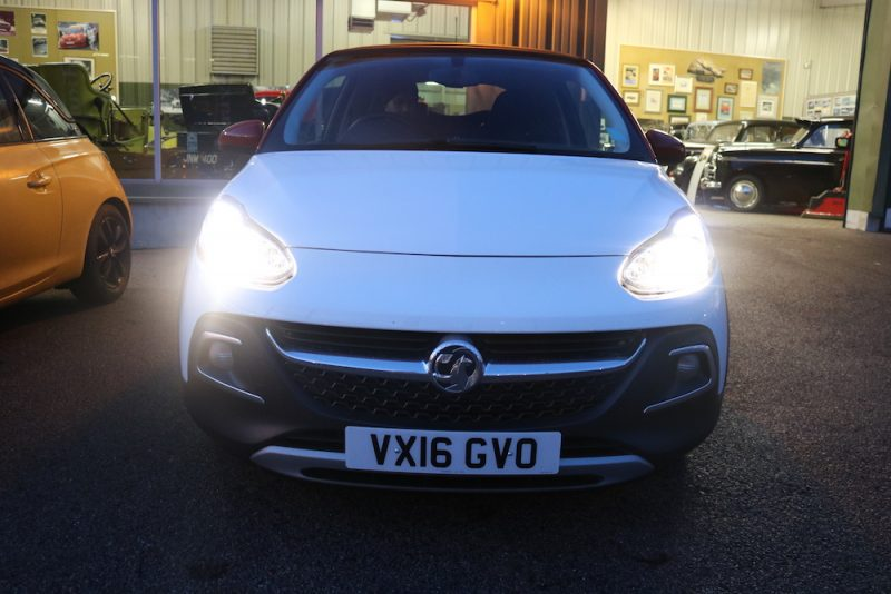 Vauxhall Adam Rocks S