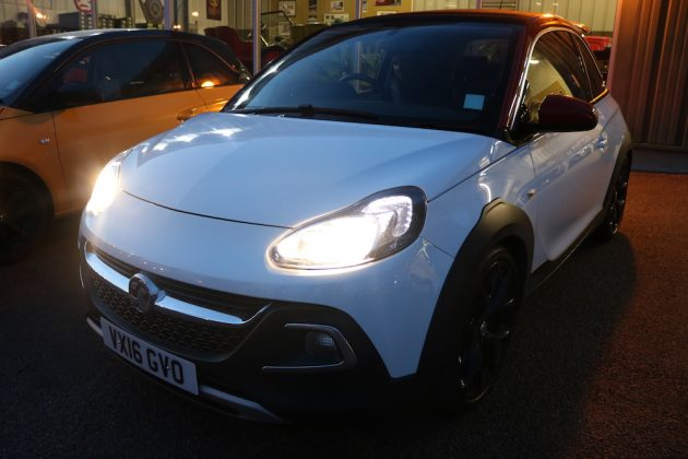 Vauxhall Adam Rock S