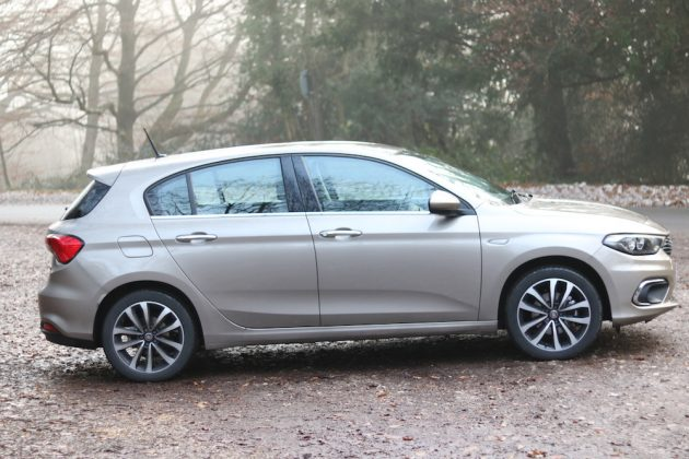 Fiat Tipo Side