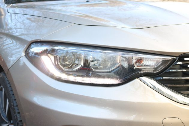 Fiat Tipo Headlight