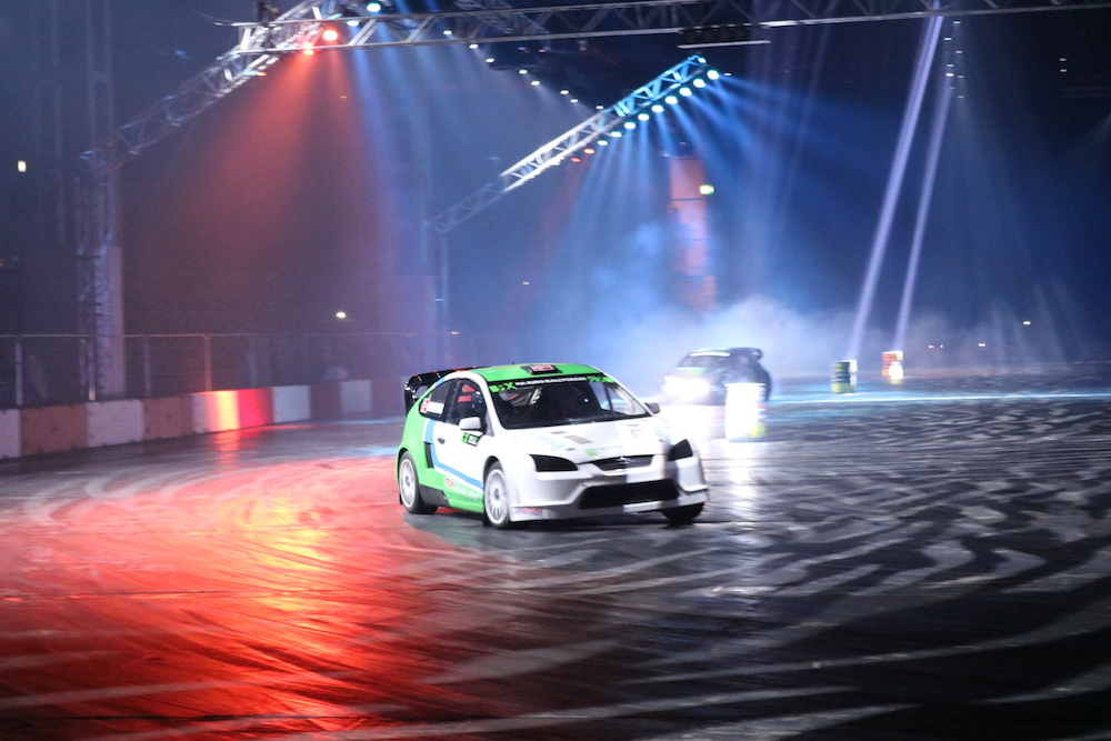 Ford Focus at Performance Car Show
