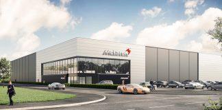 McLaren Plant