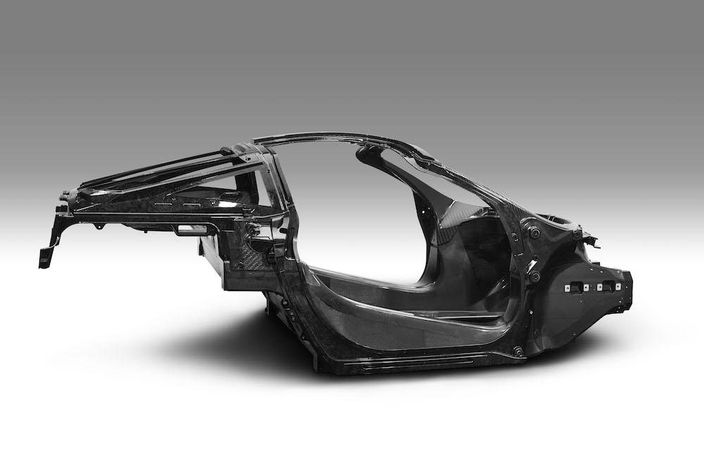 McLaren Monocage