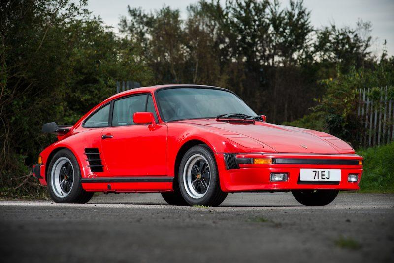 Porsche 911 Flachbau