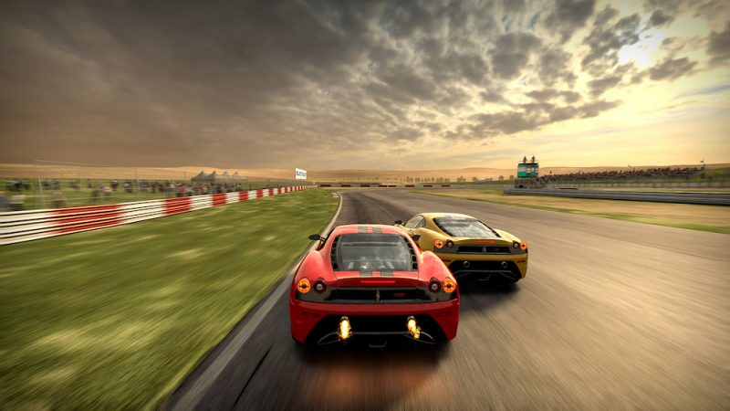 decline of racing games car obsession