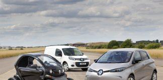 Renault EV