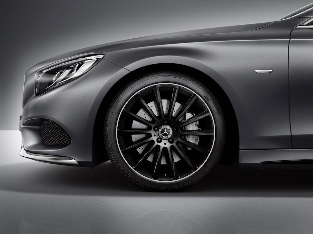 Mercedes S-Class Night Edition