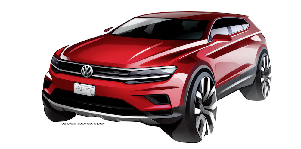 Volkswagen Tease New Arteon Model Car Obsession