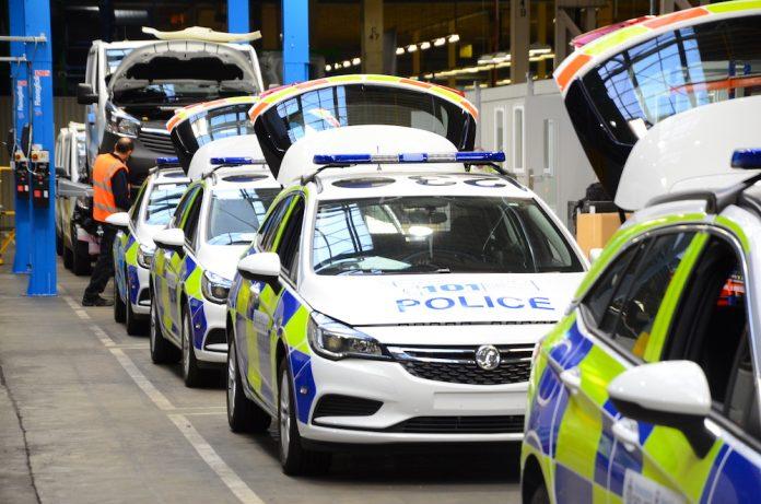 Vauxhall Police