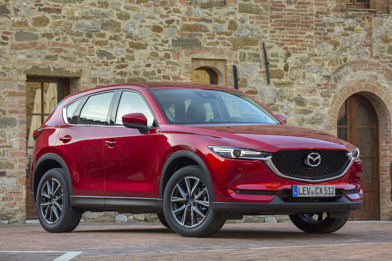 Prices Announced For New Mazda CX-5 - Car Obsession