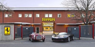 Ferrari Celebrates 70th Birthday