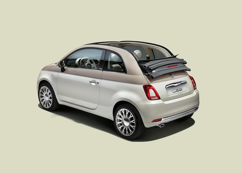 Fiat 500 60th