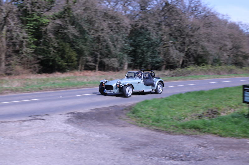 Caterham Seven 160S Review