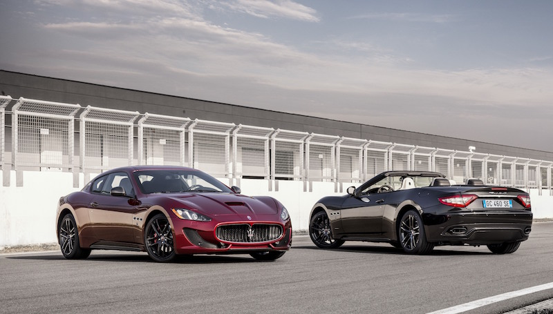 Maserati Sport Special Edition