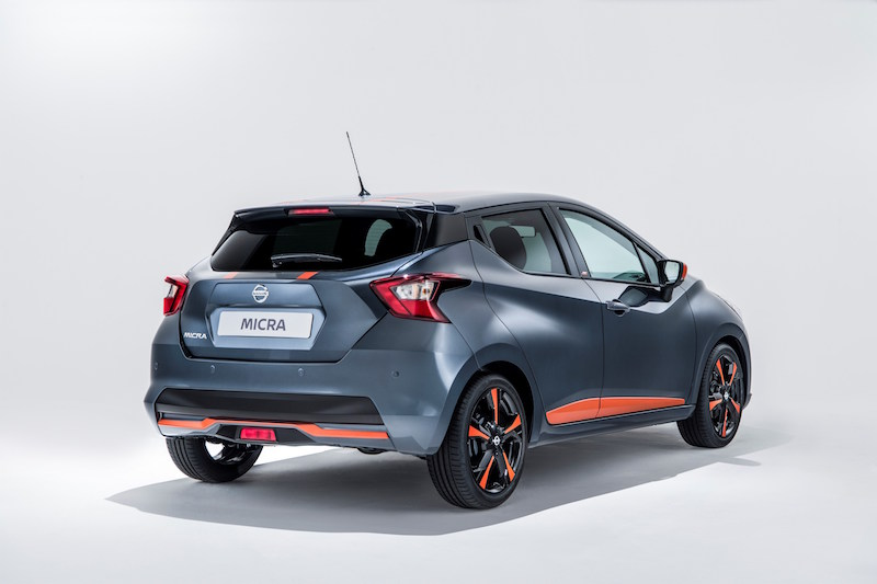 new nissan micra bose personal edition goes on sale car obsession. Black Bedroom Furniture Sets. Home Design Ideas