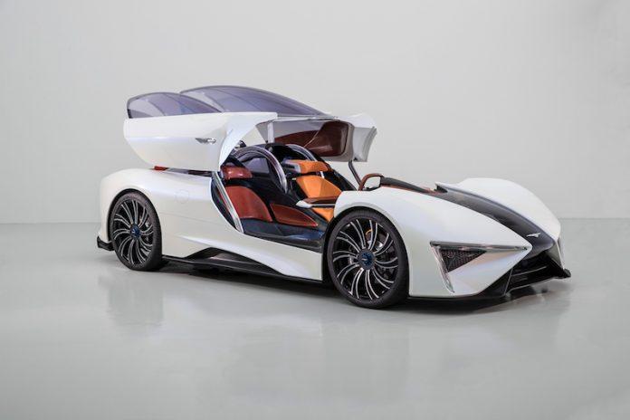 Techrules Ren Supercar