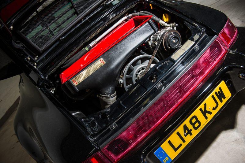 911 Turbo S Leichtbau