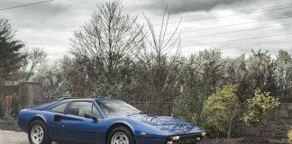 V12 Ferrari 308