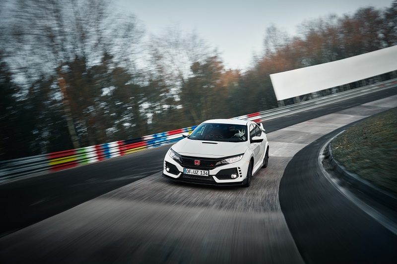 Honda Civic Type R First Drive