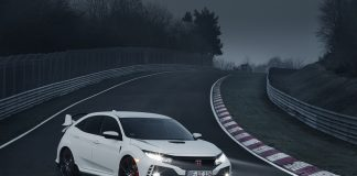 Type R Nurburgring Record