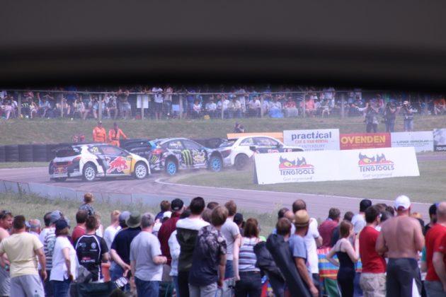 Lydden Hill Rallycross