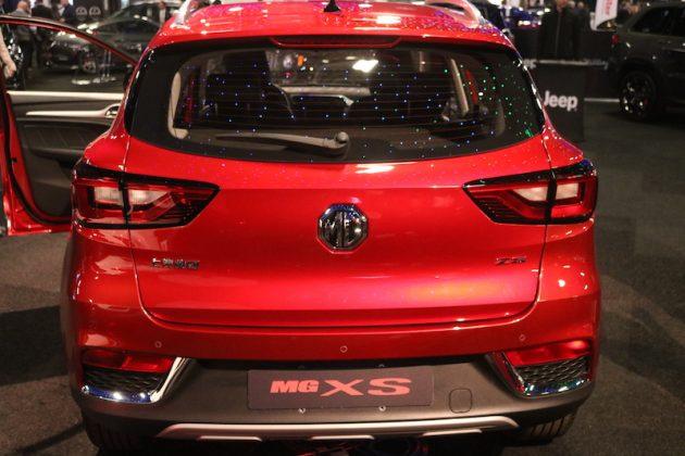 New MG XS