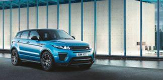 nRange Rover Evoque Landmark Edition
