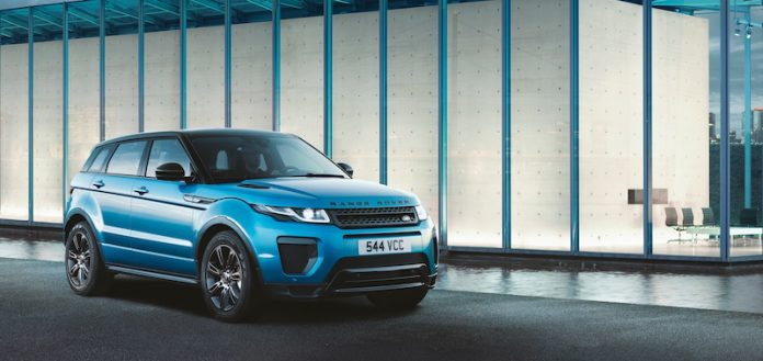 nRange Rover Evoque Landmark Edition