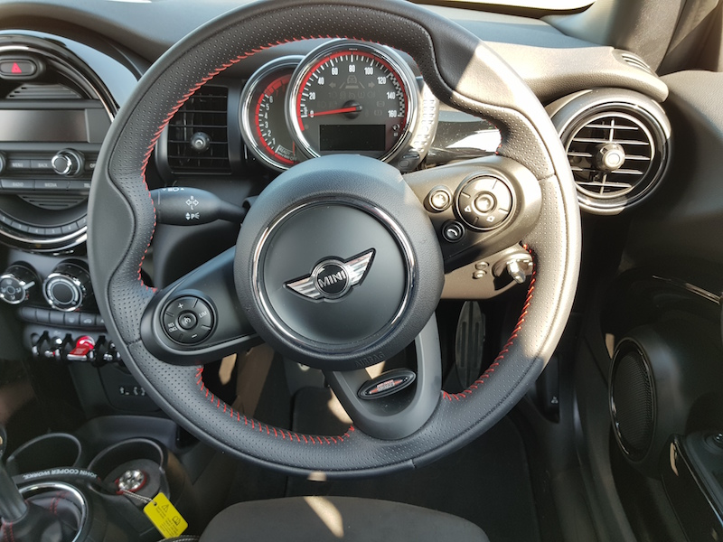 Mini John Cooper Works Challenge First Drive